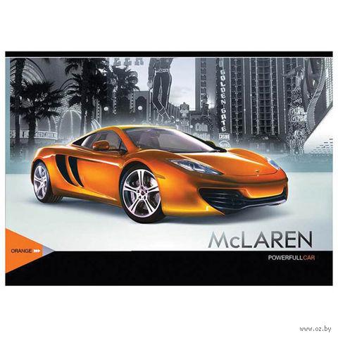 """Альбом для рисования А4 """"Авто. Powerful Car"""" (12 листов)"""