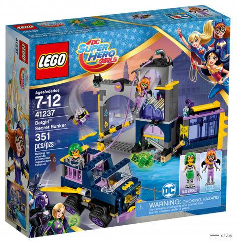 """LEGO DC Super Hero Girls """"Секретный бункер Бэтгерл"""" — фото, картинка"""