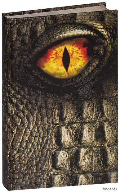 "Блокнот ""Dragon Note. Фантастический блокнот для записей и скетчей"" (А5) — фото, картинка"