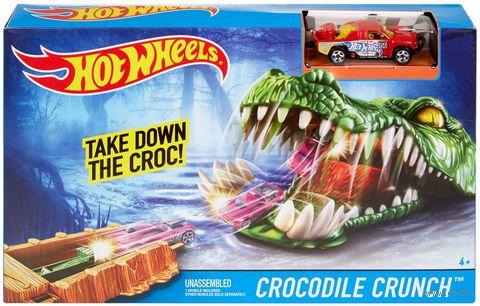 """Игровой набор """"Hot Wheels. Скрежет крокодила"""" — фото, картинка"""