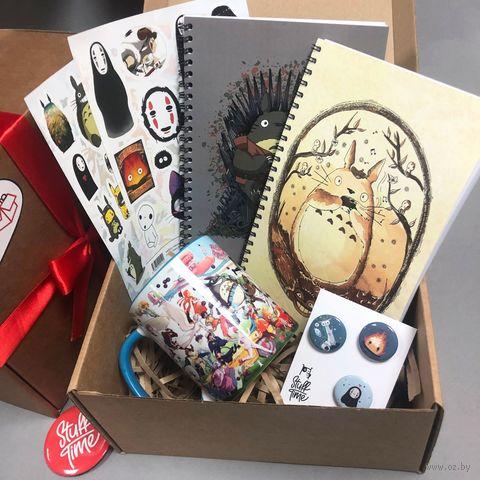 "Подарочный набор ""Хаяо Миядзаки"" — фото, картинка"