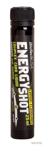"Энергетик ""Energy Shot"" (25 мл; лимон) — фото, картинка"
