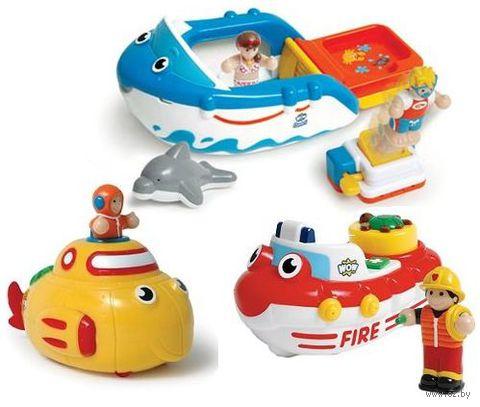 """Набор игрушек для купания """"Веселые друзья"""""""