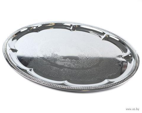 Поднос металлический (460х340 мм)