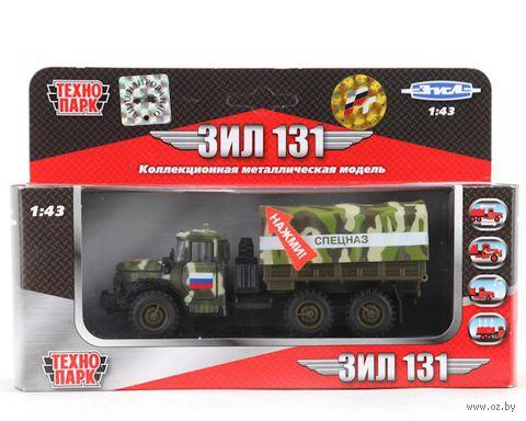 """Модель машины """"ЗИЛ 131. Спецназ"""" (масштаб: 1/43)"""