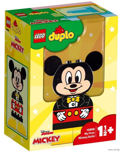 """LEGO Duplo """"Мой первый Микки"""" — фото, картинка"""