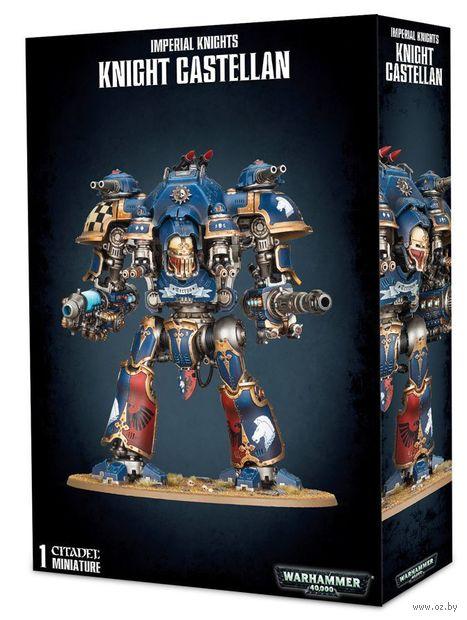 Warhammer 40.000. Imperial Knights. Knight Castellan (54-16) — фото, картинка