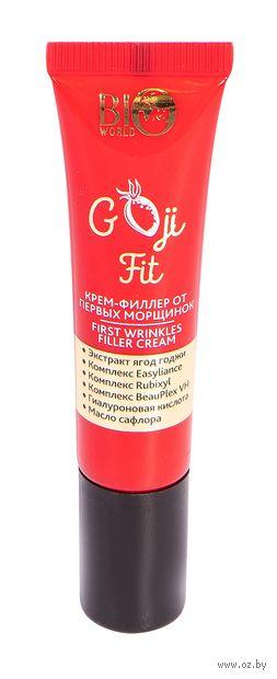 """Крем-филлер для кожи вокруг глаз """"Goji Fit"""" (15 мл) — фото, картинка"""