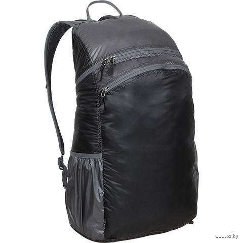 """Рюкзак """"Pocket Pack pro Si"""" (25 л; чёрно-серый) — фото, картинка"""
