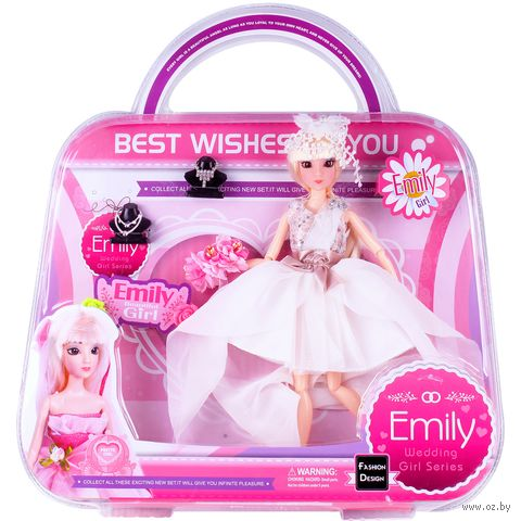 "Кукла ""Эмили"" (арт. DV-T-721) — фото, картинка"