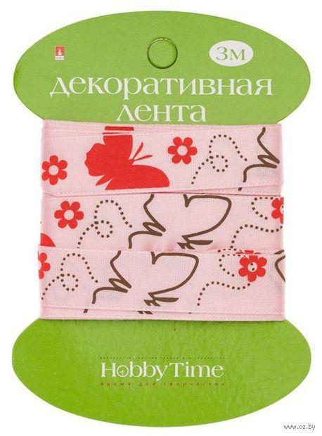 """Лента декоративная """"Бабочки"""" — фото, картинка"""
