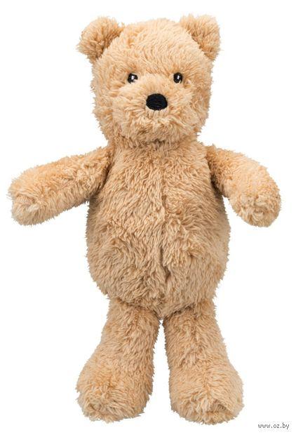 """Игрушка для собак с пищалкой """"Медведь"""" (30 см) — фото, картинка"""