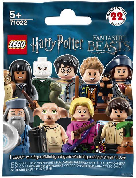 "LEGO Minifigures ""Гарри Поттер и Фантастические твари"" — фото, картинка"