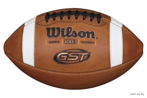 """Мяч для американского футбола Wilson """"GST Official"""" — фото, картинка"""