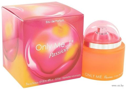 "Парфюмерная вода для женщин ""Only Me Passion"" (100 мл)"