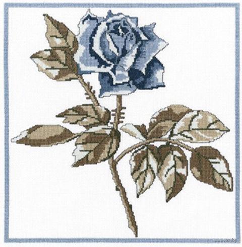 """Вышивка крестом """"Розы Снежной королевы"""""""