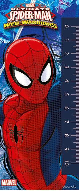 "Закладка-линейка ""Spider-man Classic"" (60х170 мм)"