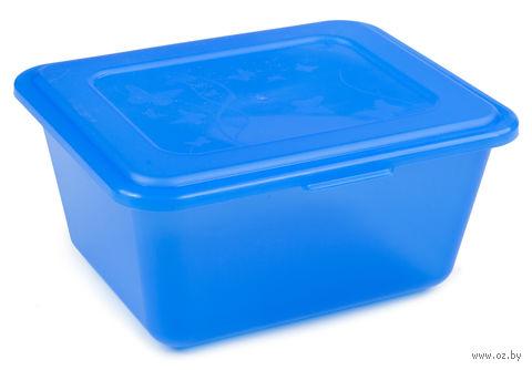 """Набор контейнеров """"Deco"""" (2 шт.; джинс) — фото, картинка"""