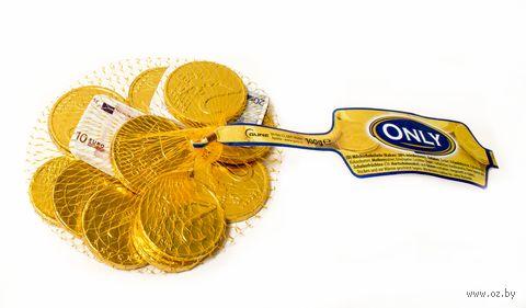 """Конфеты """"Шоколадные монеты и банкноты"""" (100 г) — фото, картинка"""