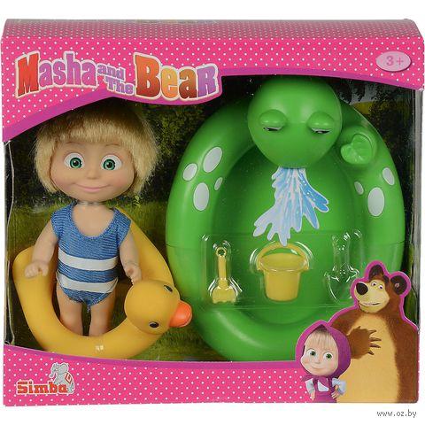 "Кукла ""Маша с бассейном"" — фото, картинка"
