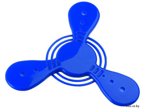 Летающий диск (синий, арт. 549422)