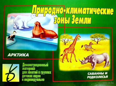 """Игра """"Природно-климатические зоны Земли"""""""
