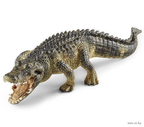 """Фигурка """"Аллигатор"""" (5 см)"""