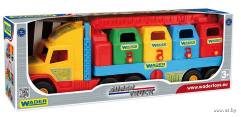 "Мусоровоз ""Super Truck"""