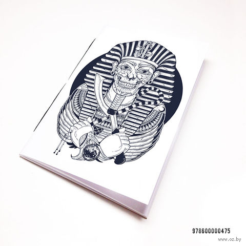 "Блокнот ""Мумия Фараона"" (А7; арт. 475)"