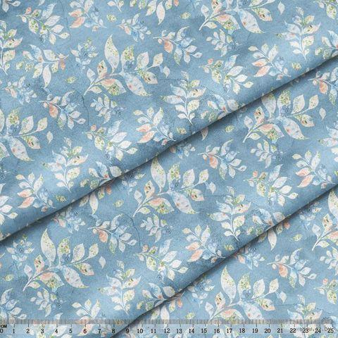 """Ткань """"Цветущие сады"""" №13 (48х50 см) — фото, картинка"""