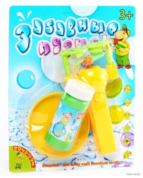 Игрушка для выдувания мыльных пузырей (арт. ВВ0470) — фото, картинка
