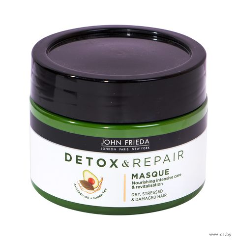 "Маска для волос ""Detox and Repair"" (250 мл) — фото, картинка"