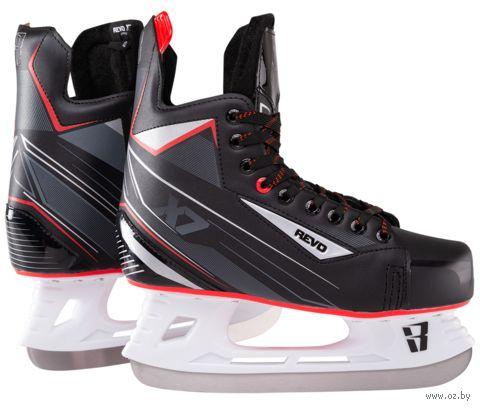 """Коньки хоккейные """"Revo X7"""" (р. 44) — фото, картинка"""