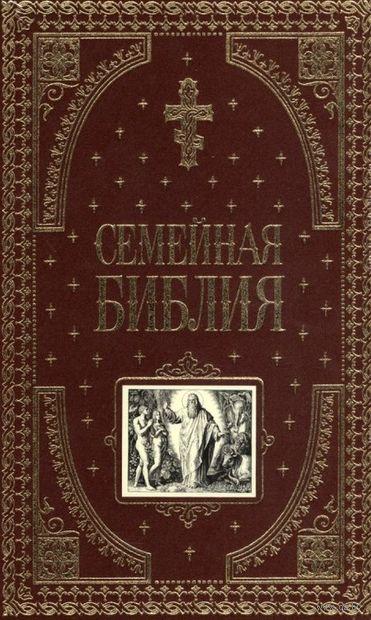 Семейная библия (подарочное издание) — фото, картинка