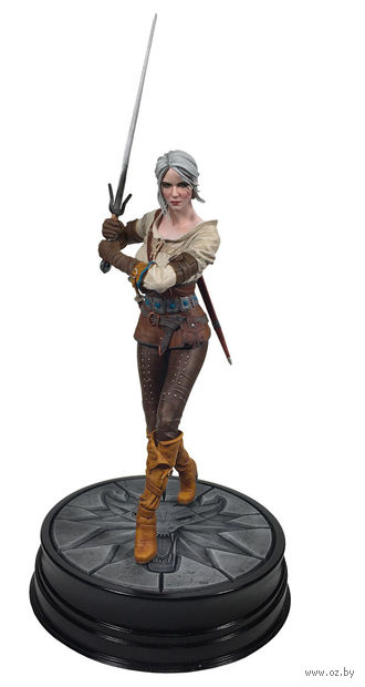 Фигурка Witcher 3: Wild Hunt. Ciri (20 см)
