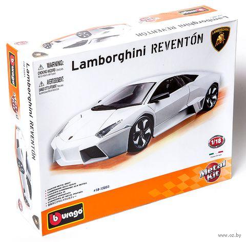 """Модель машины """"Bburago. Lamborghini Reventon"""" (масштаб: 1/18; арт. 18-15051) — фото, картинка"""