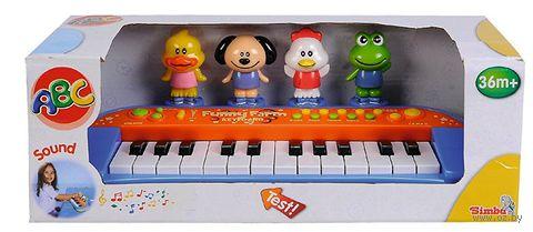 "Пианино ""Веселая ферма"" — фото, картинка"