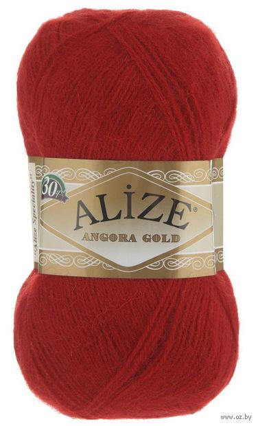 "Пряжа ""ALIZE. Angora Gold №106"" (100 г; 550 м) — фото, картинка"