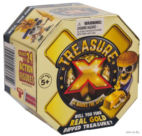 """Игровой набор """"Treasure X. В поисках сокровищ"""" — фото, картинка"""