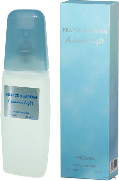 """Парфюмерная вода для женщин """"Ascania Light"""" (50 мл) — фото, картинка"""