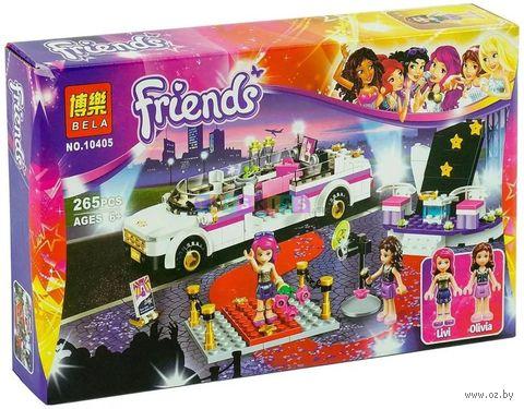 """Конструктор """"Friends. Лимузин для Поп звезды"""" (265 деталей) — фото, картинка"""