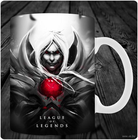 """Кружка """"Лига Легенд"""" (арт. 19) — фото, картинка"""