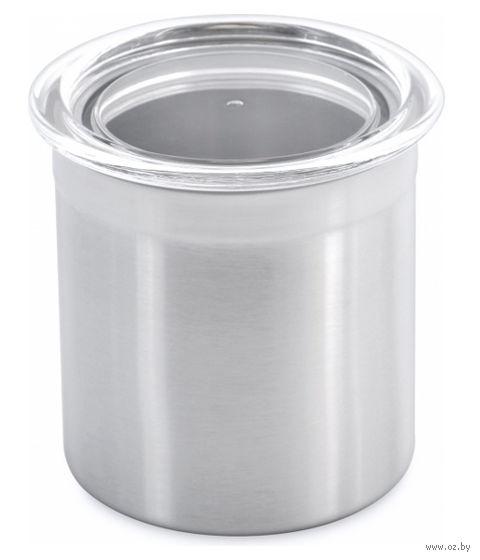 Банка для сыпучих продуктов металлическая (100х110 мм)