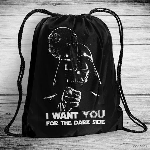 """Рюкзак-мешок """"Звездные Войны"""" (арт. 4) — фото, картинка"""