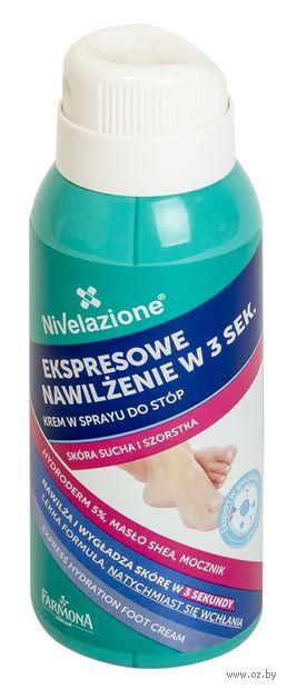 "Крем-спрей для ног ""Nivelazione"" (100 мл) — фото, картинка"