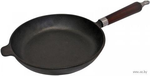 Сковорода чугунная, 24 см — фото, картинка