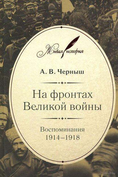 На фронтах Великой войны. Воспоминания. 1914-1918. Андрей Черныш