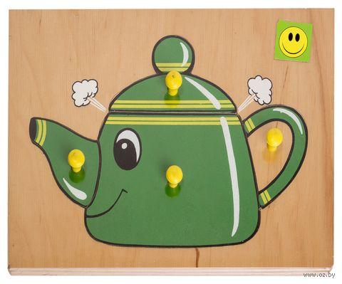 """Рамка-вкладыш """"Чайник"""" — фото, картинка"""