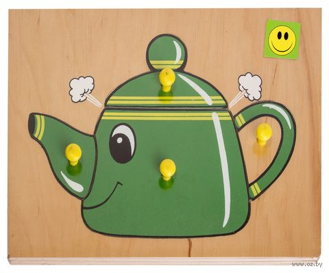 "Рамка-вкладыш ""Чайник"""