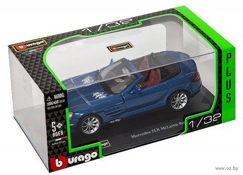 """Модель машины """"Bburago. Mercedes SLR McLaren"""" (масштаб: 1/32) — фото, картинка"""